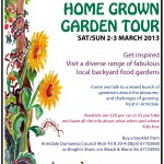 Home Grown Garden Tour