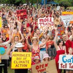 People's Climate Rally Armidale 11am Sunday, 21st September