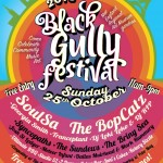 Black Gully Festival 2015 is here!