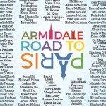 Thanks Armidale for all your names on the Road to Paris full-page newspaper ad, it's another proud moment