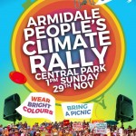 Armidale joins Global Climate Rally