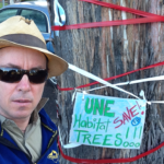 May Forum: Battle to conserve UNE habitat