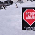 #StopAdani Postcard from Antarctica