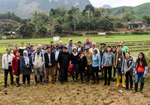 Mid-term Biochar Workshop in Vietnam (March 2017)