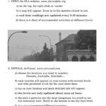 MONITORING LOCAL AIR POLLUTION