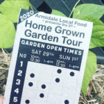 2020 Home Grown Garden Tour SAT 29 FEB