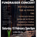 Uralla RFS Fundraiser at Little Birdy