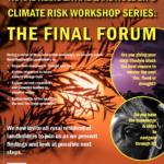 Rural Lifestyle Landholders Climate Risk | FINAL FORUM